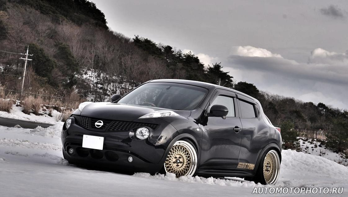 Modified Nissan Juke Hd Wallpapers
