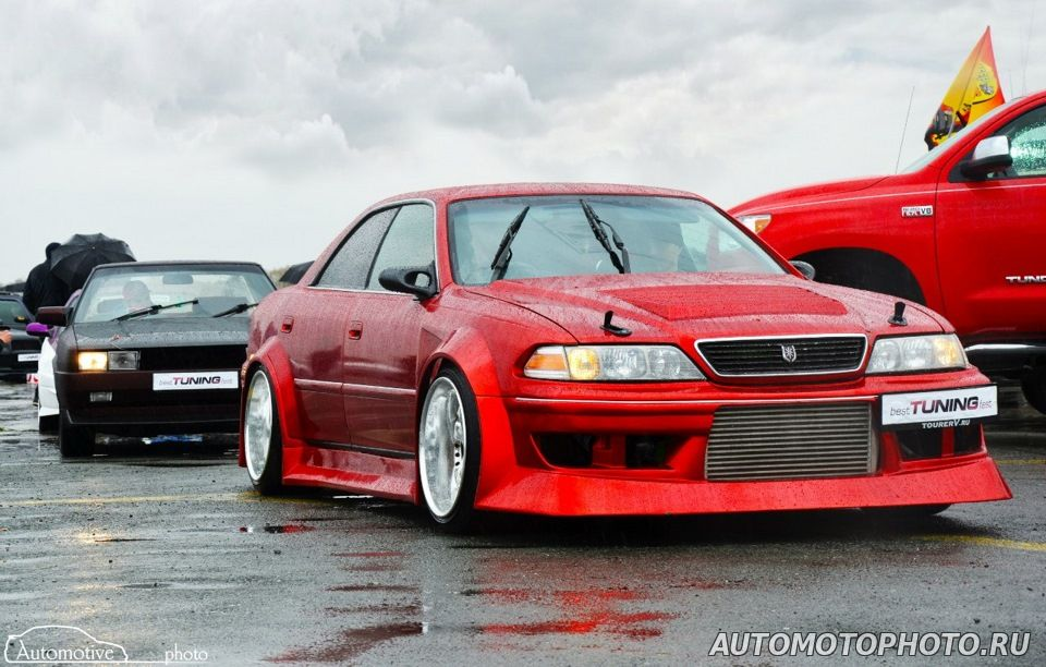 Wide Body Kit For Toyota Mark 2 Jzx100 Pictures